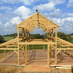 The One Problem With Timber Frame Buildings That Nobody's Talking About