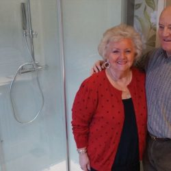 How Bathroom Mobility Aids Helped a Retired Couple Retain Their Independence