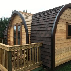 Showers For Glamping – Compact and Stylish Showers For Compact & Stylish Pods