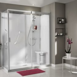 The Ultimate Accessible Shower – The Kinemagic Serenity+