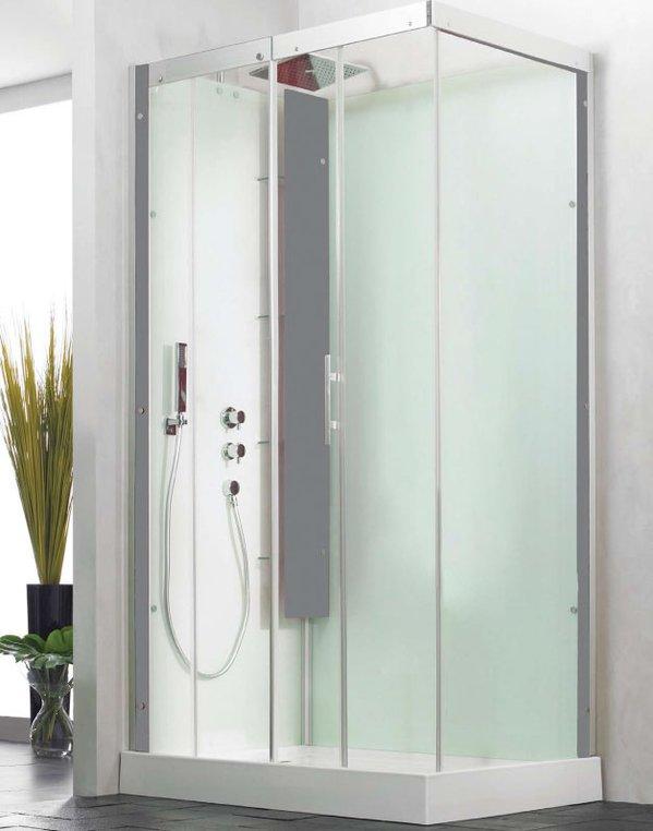 New Bathroom - Shower Cubicle