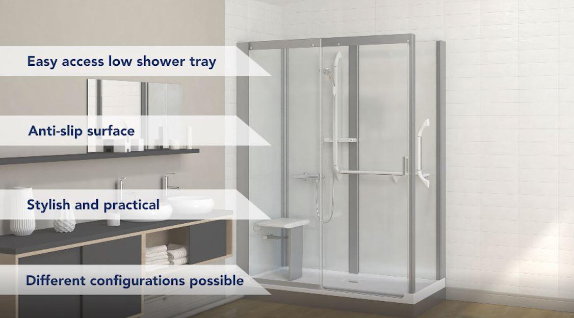 Bathroom Mobility Aids
