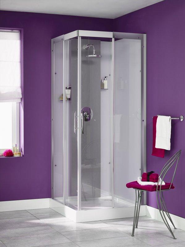 New Shower - Bathroom Renovation